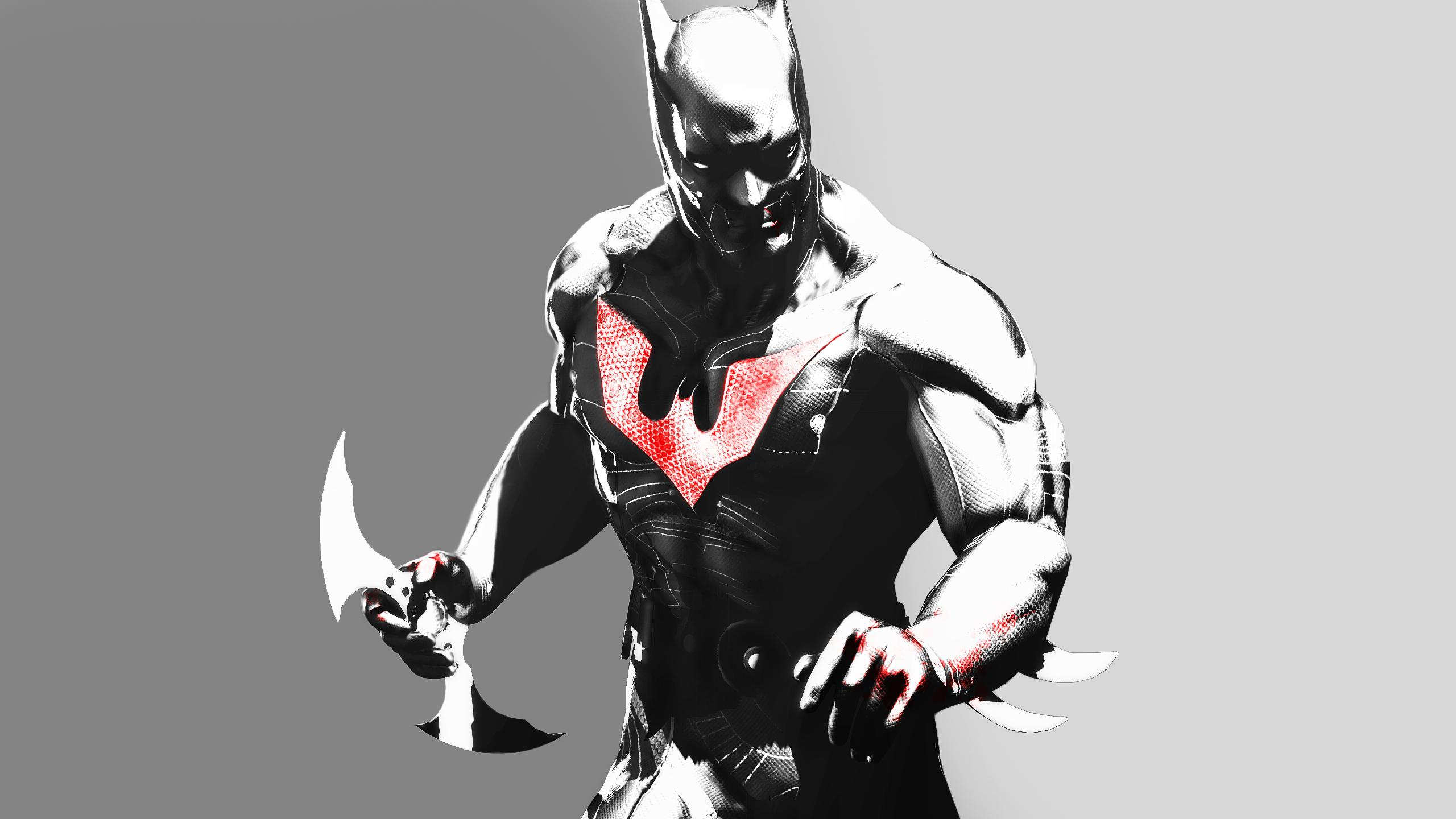 2560x1440 41 Batman Beyond HD Wallpapers | Background Images - Wallpaper Abyss