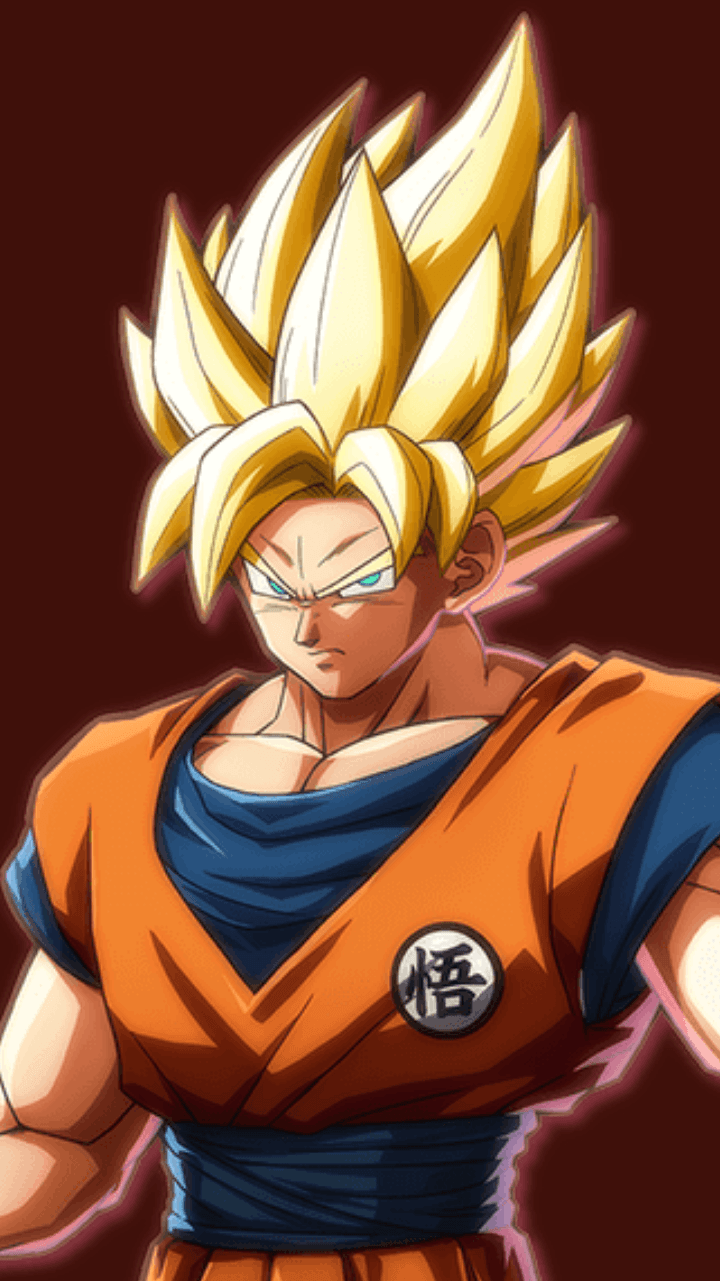 720x1281 Dragon Ball FighterZ Unofficial Character Phone Wallpapers ...