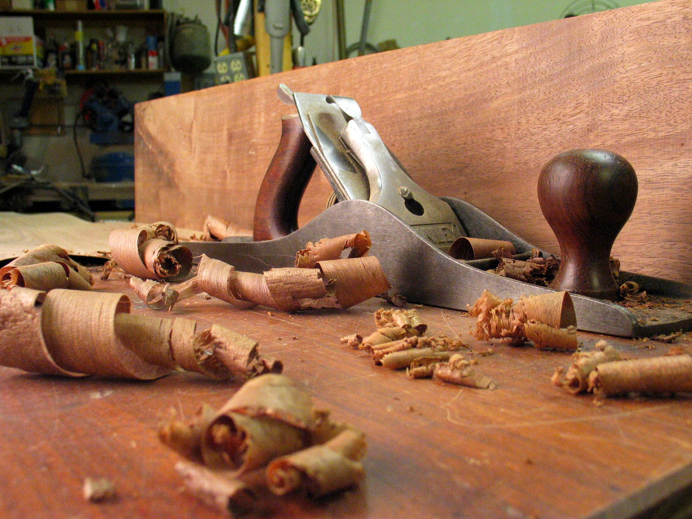 2272x1704 Woodworking Wisdom I Wish I'd Known Sooner - No. 2: Buy tools only ...