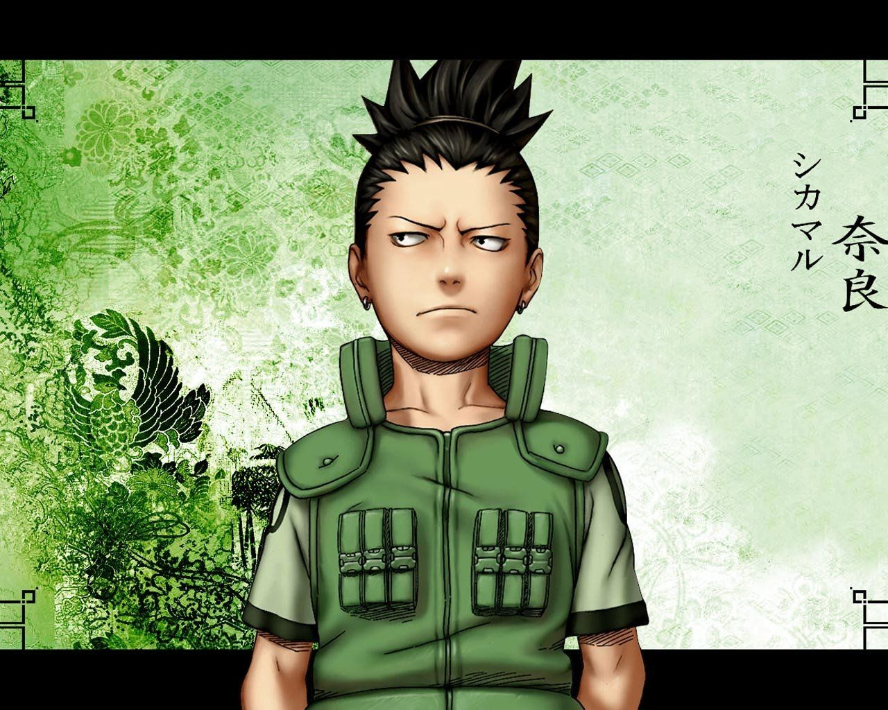 1280x1024 52 Shikamaru Nara HD Wallpapers | Background Images - Wallpaper Abyss