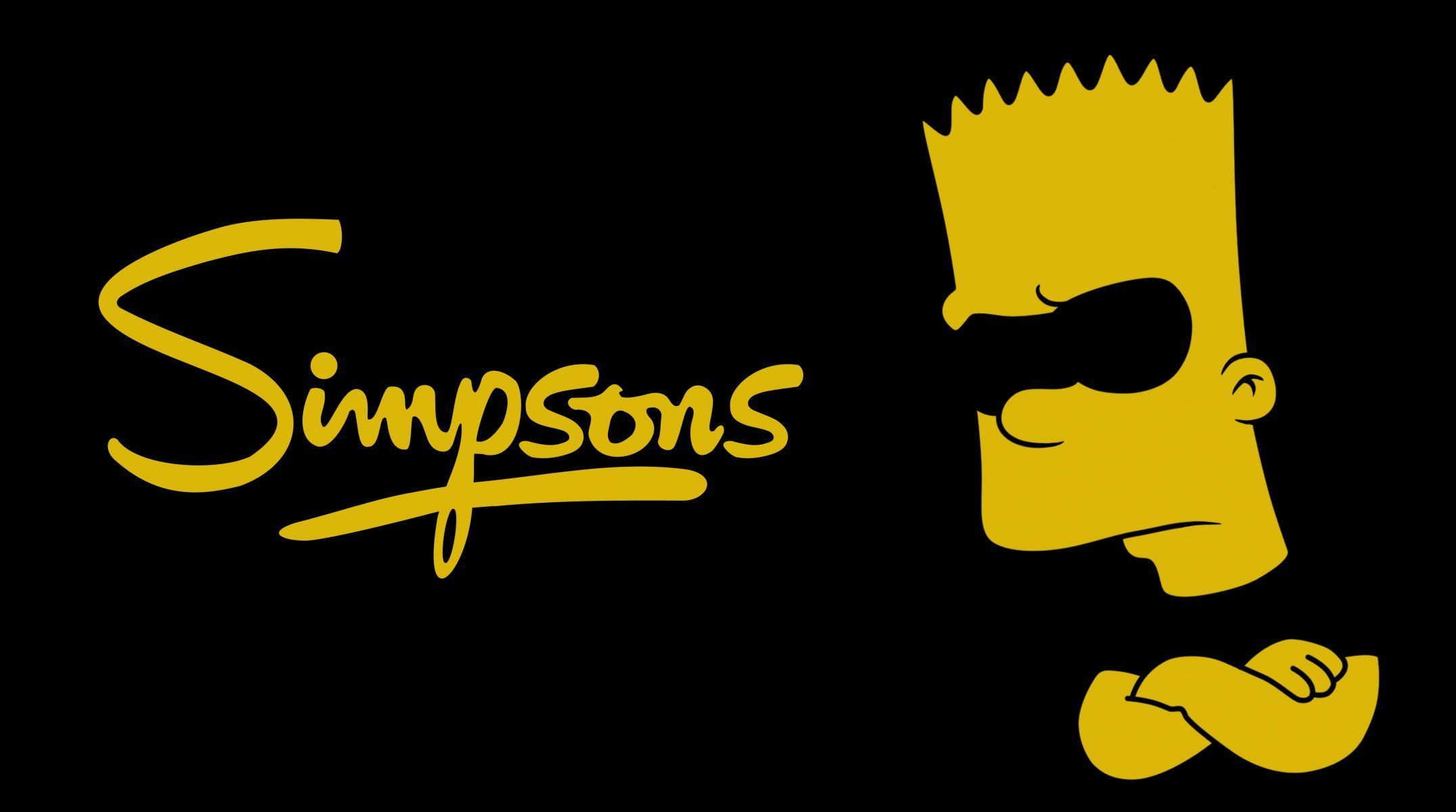 2151x1200 Bart Simpson HD Wallpapers