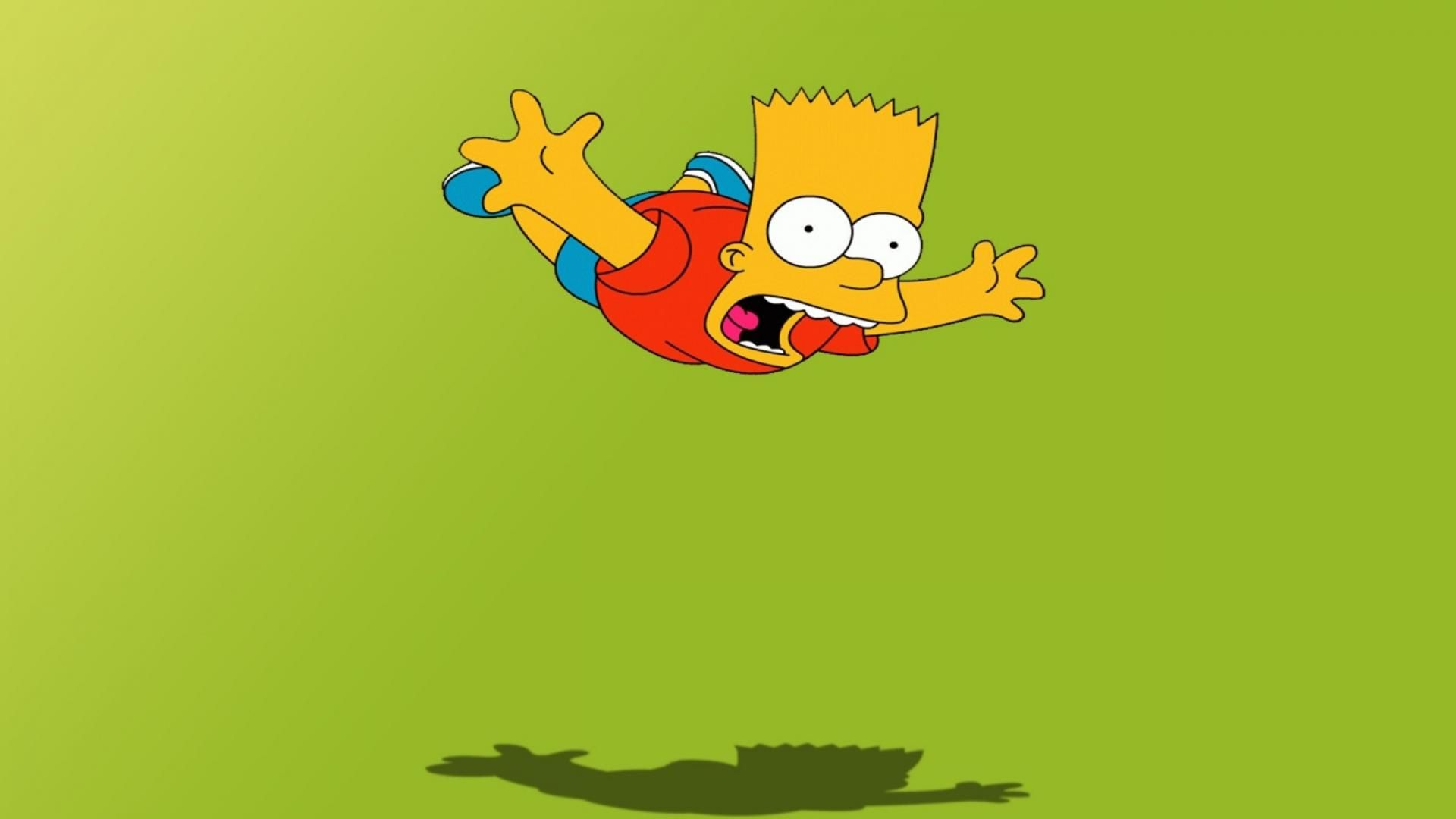 1920x1080 Bart Simpson Wallpaper - Wallpaper, High Definition, High Quality ...