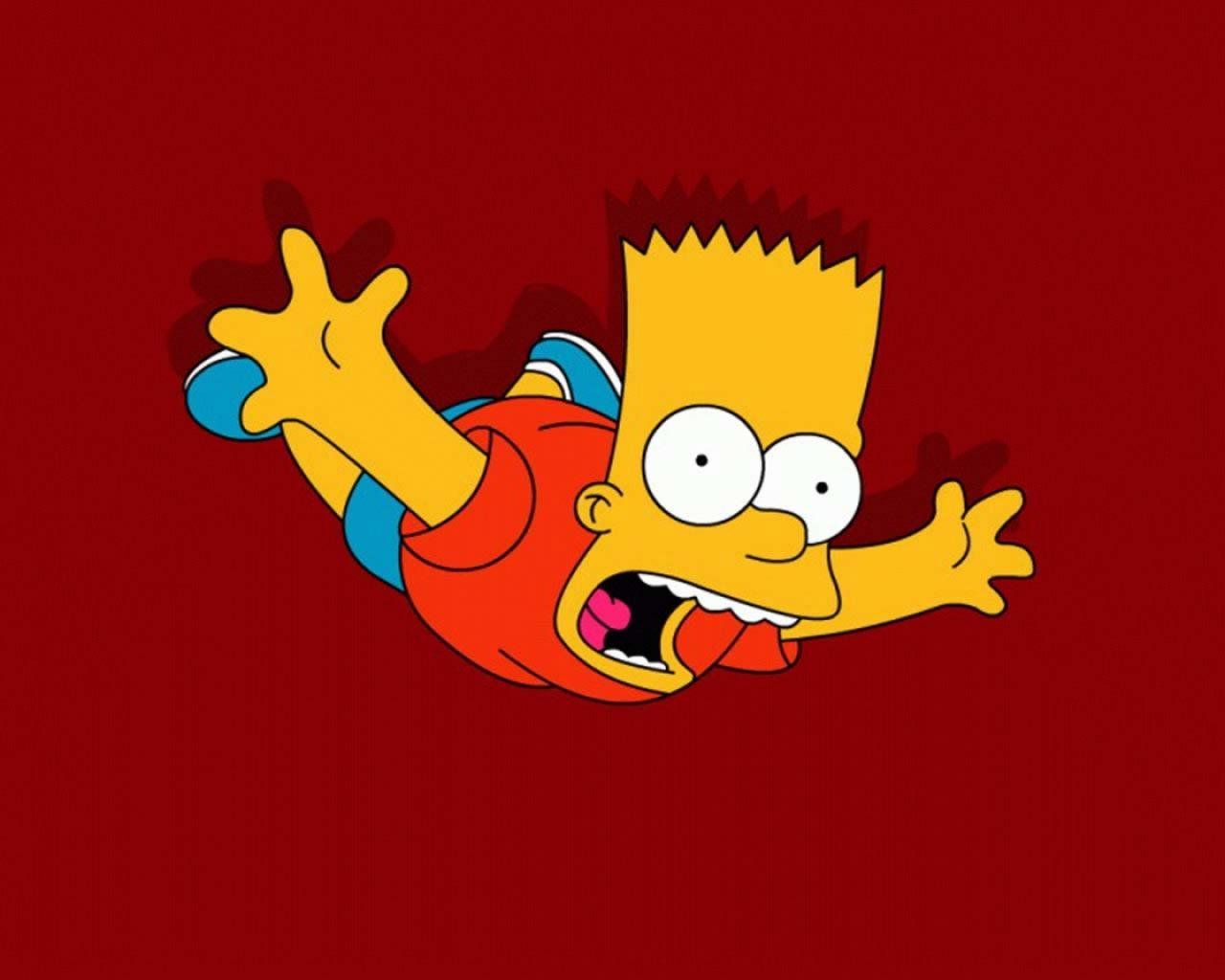1280x1024 High resolution Bart Simpson hd 1280x1024 background ID:351627 for PC