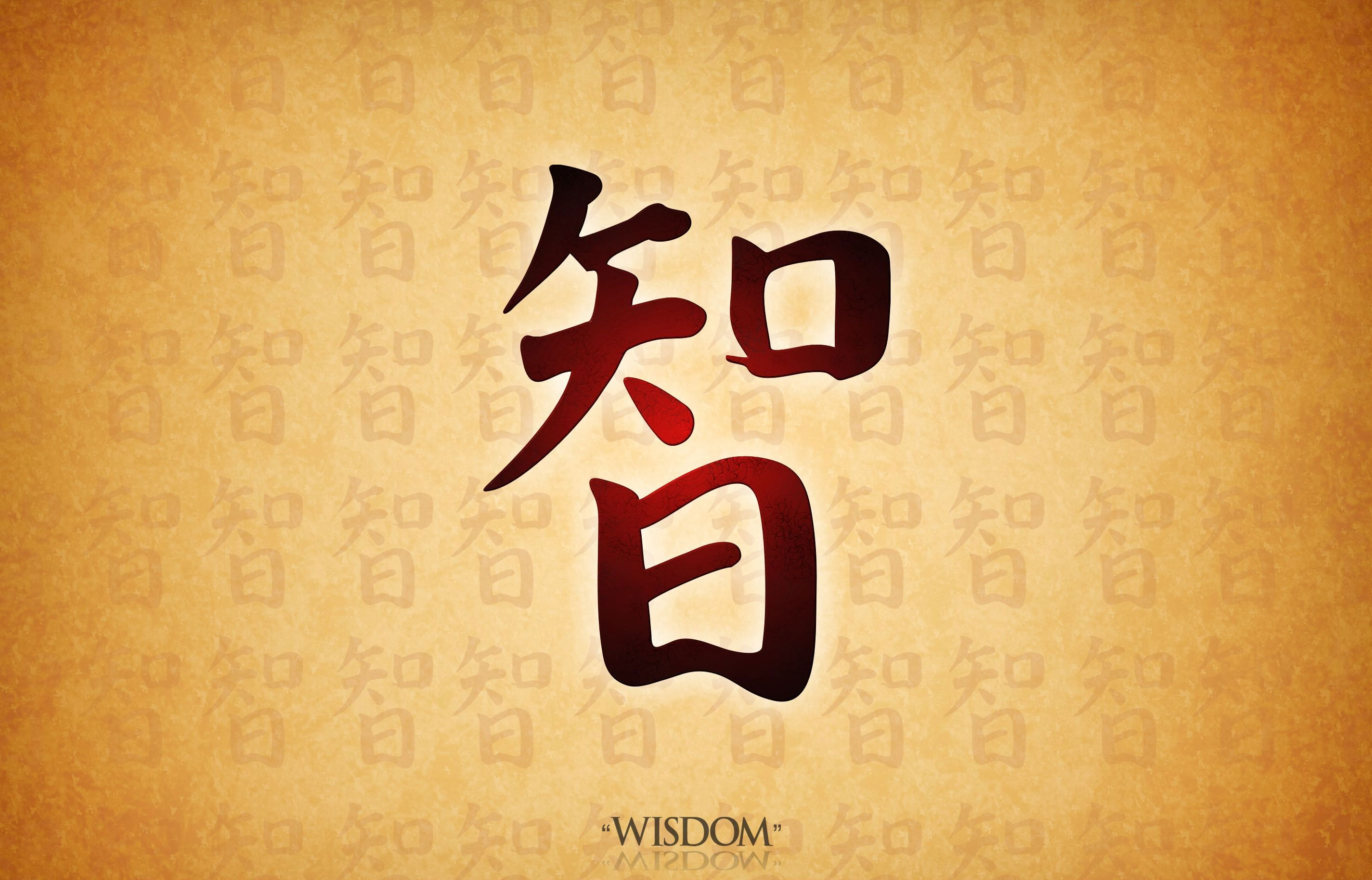 2850x1828 Chinese Calligraphy Wallpaper