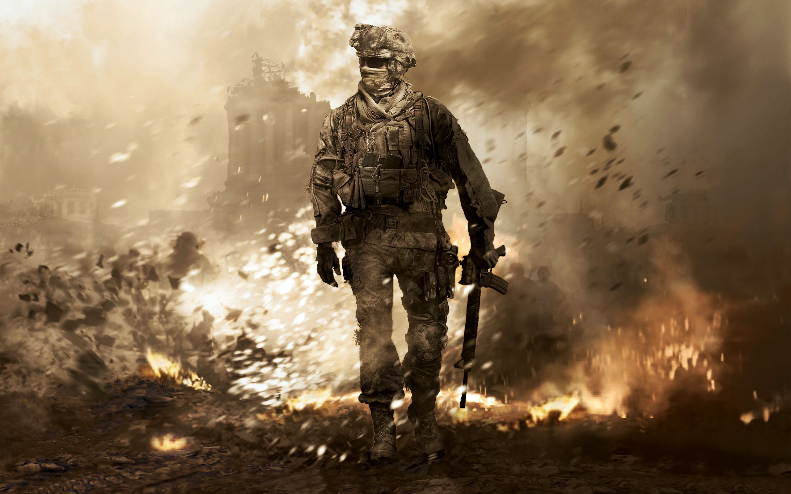 2560x1600 Call of Duty HD Wallpapers 17241 - Baltana