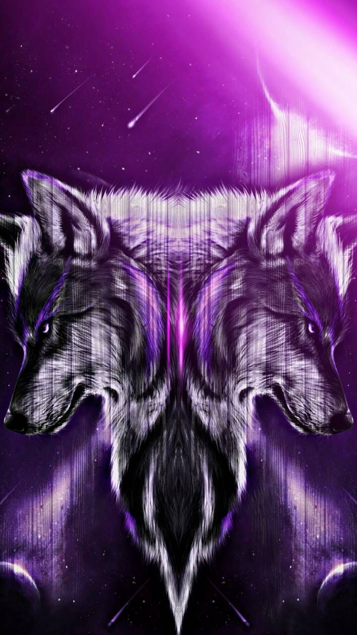 720x1280 Star wolf | Awesome!! | Wolf, Wolf wallpaper, Dream catcher