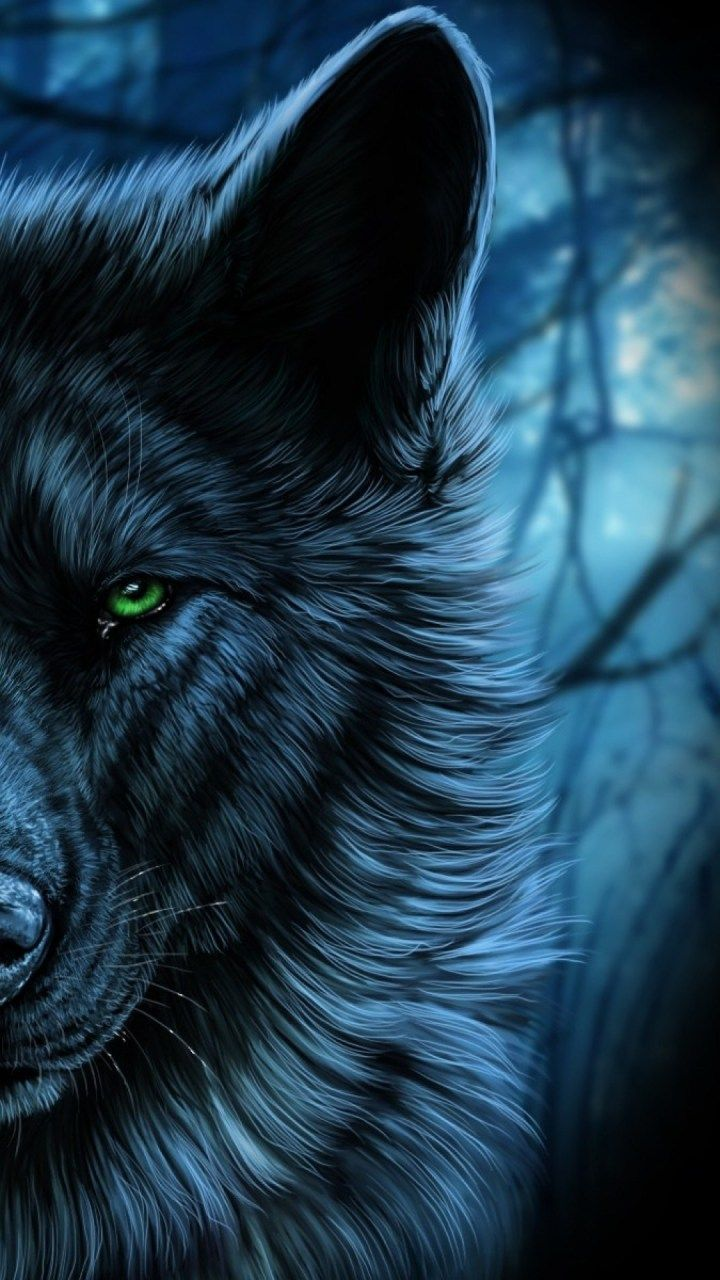 720x1280 Cool Wolf Wallpapers For Iphone | Wallpapergood.co