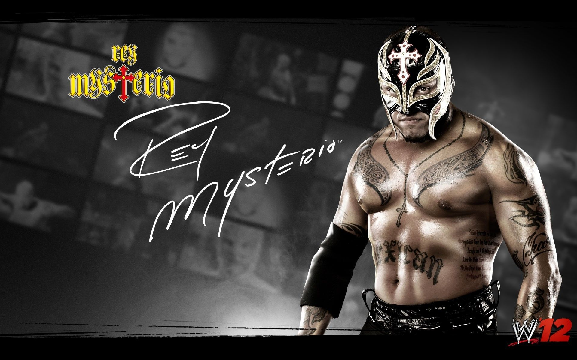 1920x1200 Rey Mysterio 2018 Full HD Wallpaper ·①