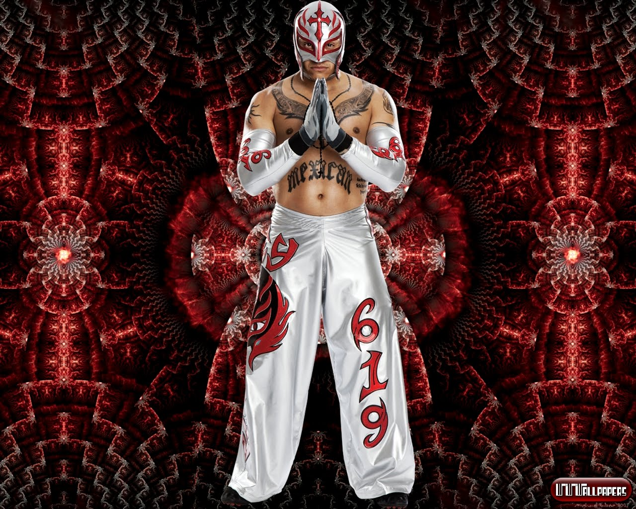 1280x1024 wallpaper: Wallpapers Rey Mysterio Wwe