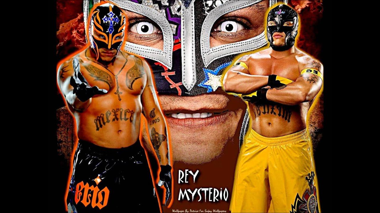1280x720 WWE Rey Mysterio 2011 Theme Song