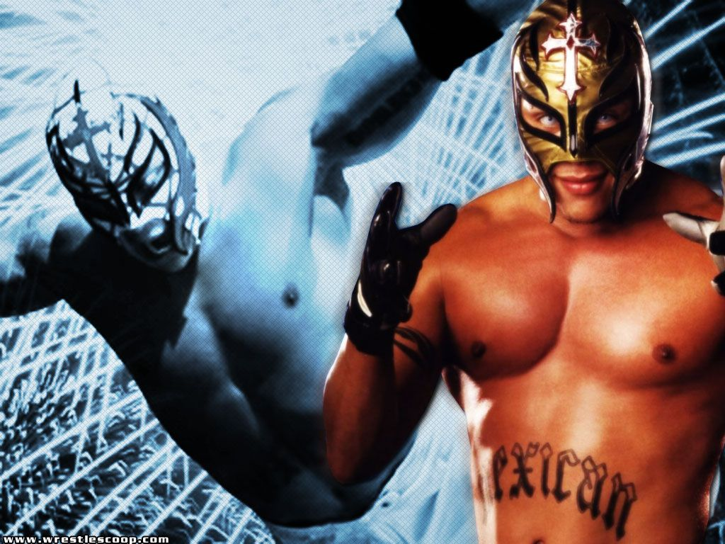 1024x768 WWE | Smackdown| Raw | Wallpapers: Wwe Rey Mysterio Wallpaper