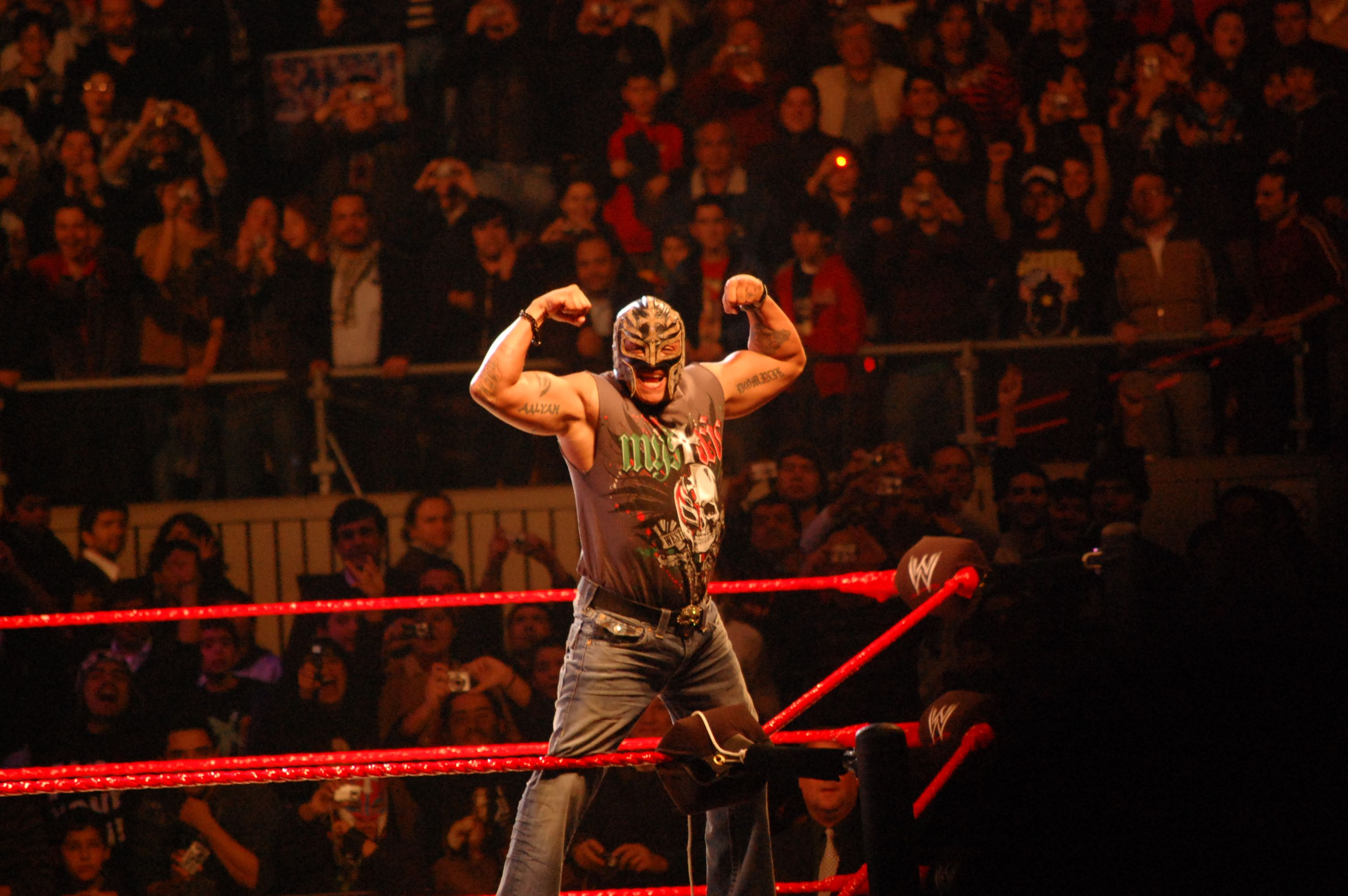 3008x2000 File:Rey mysterio is back.jpg - Wikimedia Commons