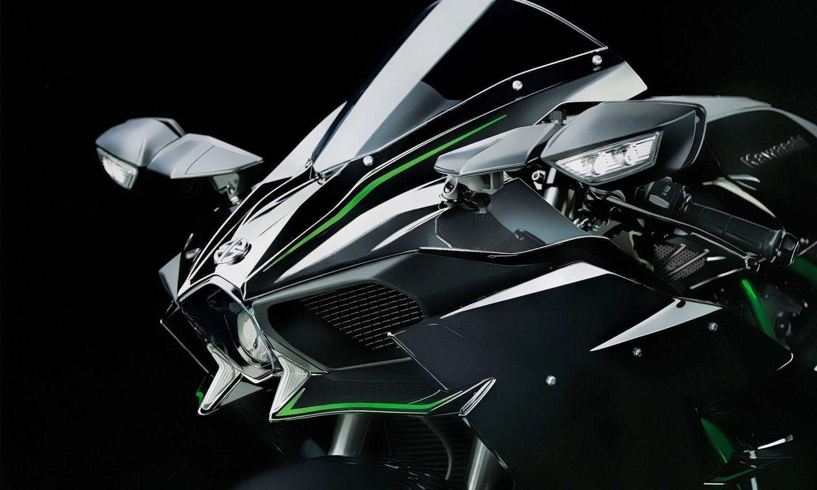 1600x960 The Ninja H2R Wallpapers