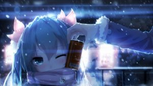Cold Anime Wallpapers – Top Free Cold Anime Backgrounds