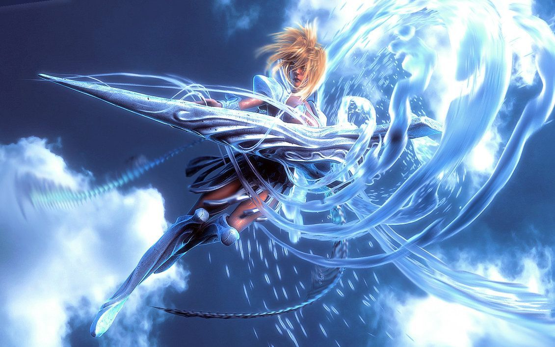 1131x707 cold heart fury by *Wen-JR on deviantART | ANIME - General ...