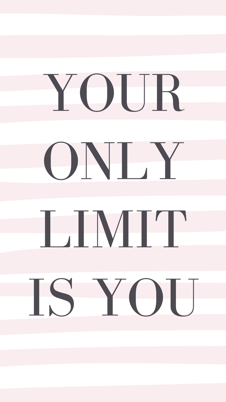 736x1308 8 Cute Motivational iPhone Wallpapers To Keep You Going ...