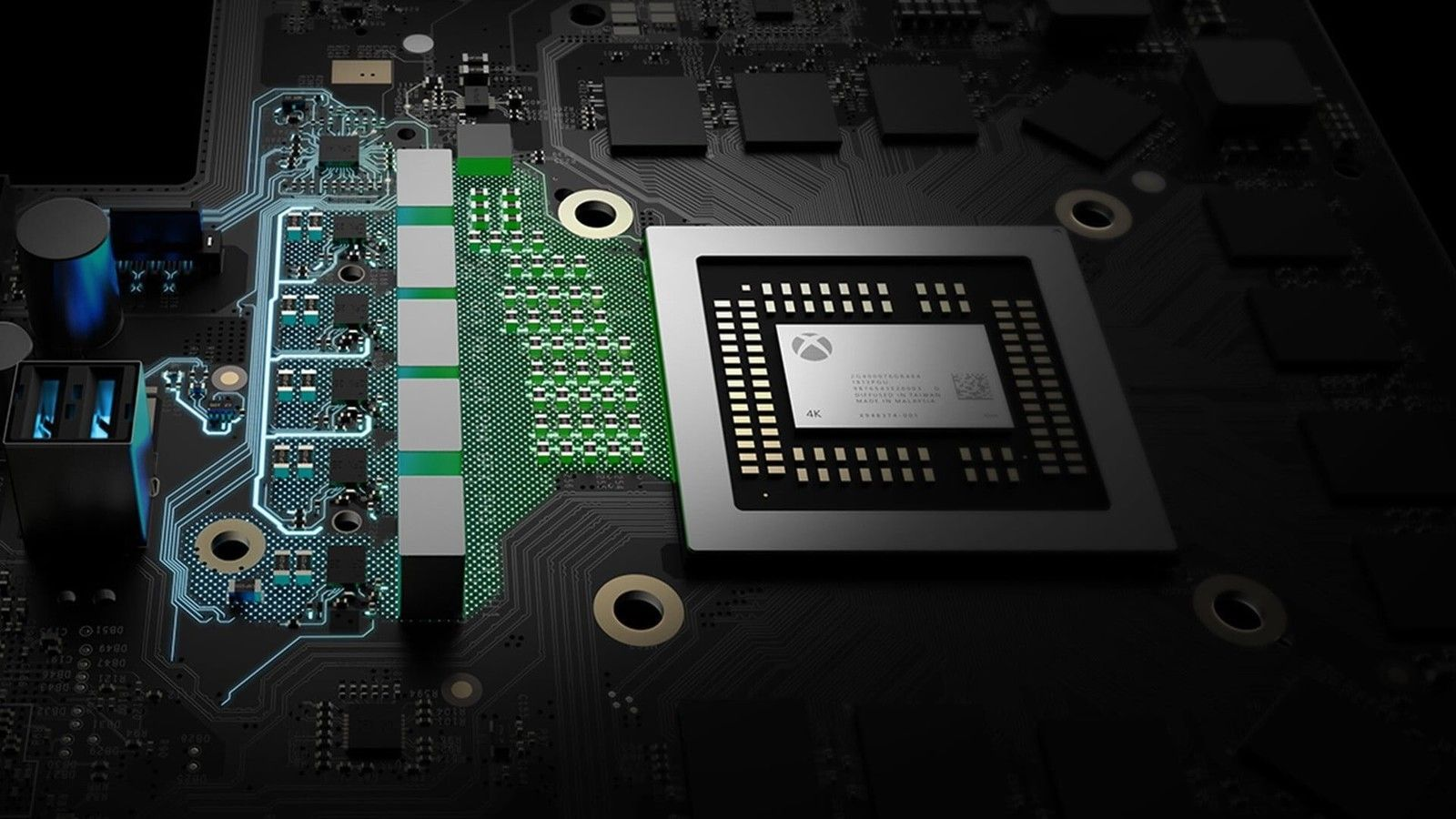 1600x900 Xbox One X versus PlayStation 4 Pro: Which high-end console brings ...