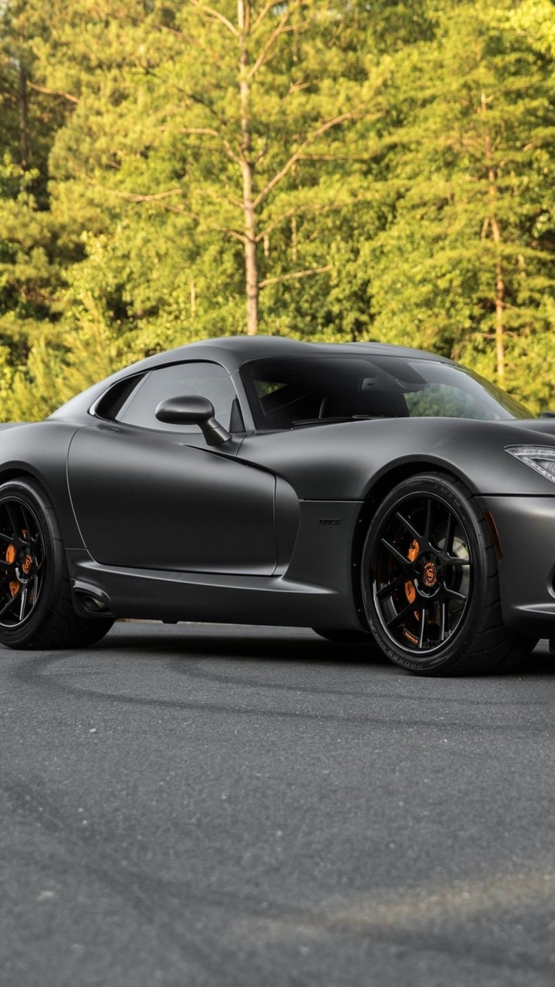 1080x1920 Download 1080x1920 Dodge Viper Gts, Silver, Side View, Sport, Cars ...