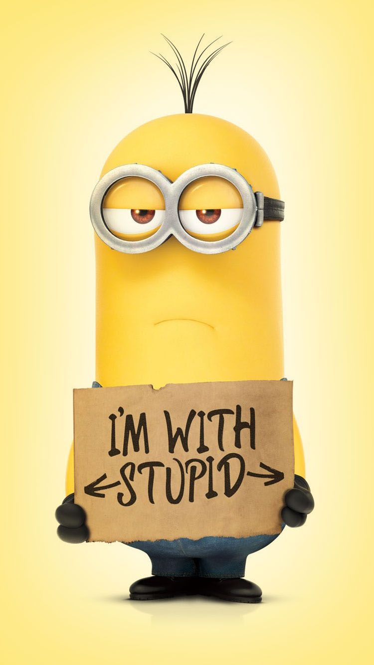 750x1334 Minions | Mobile Wallpaper | Phone Background