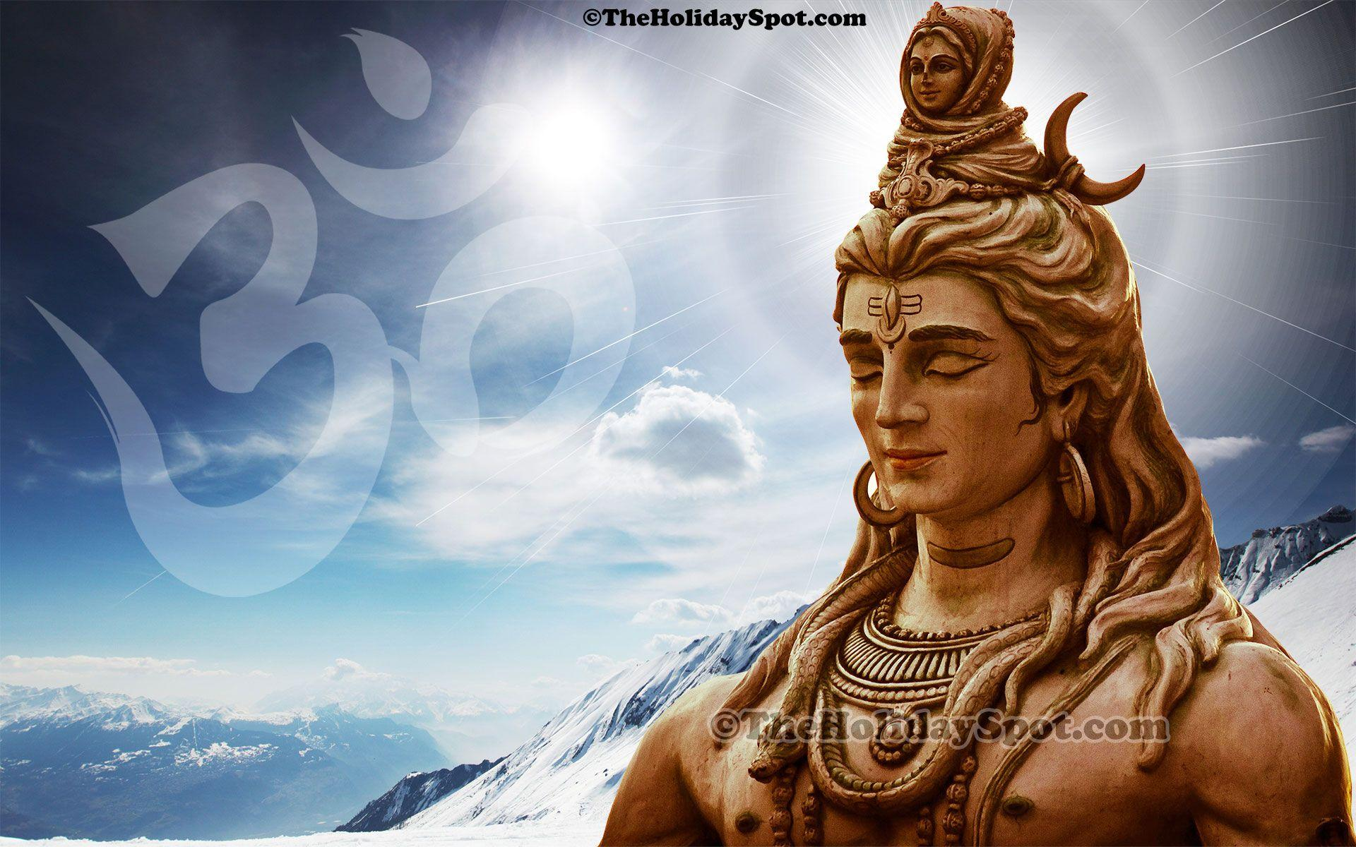 1920x1200 Lord Shiva Wallpapers