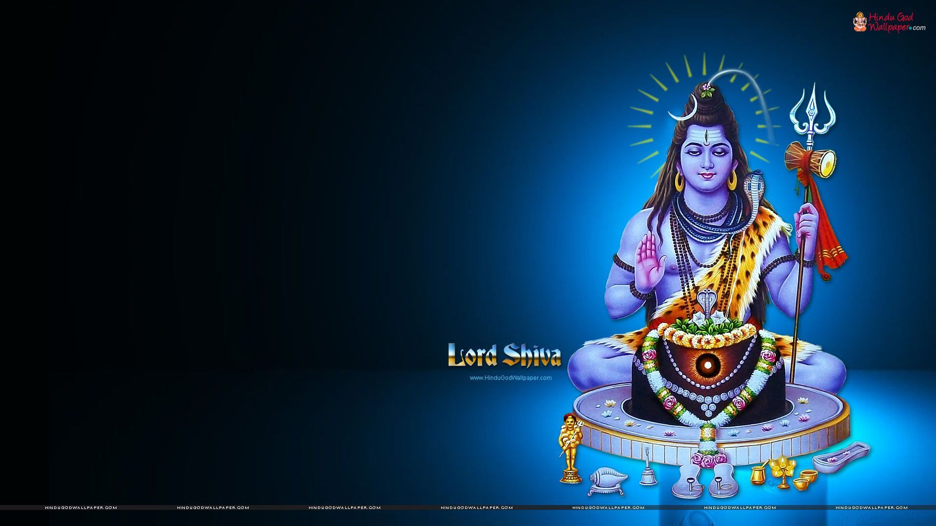1920x1080 Lord Shiva HD Wallpapers 1080p Download | Golden Gods in 2019 ...