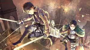 Eren and Levi Attack On Titan Wallpapers – Top Free Eren and Levi Attack On Titan Backgrounds