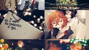 Christmas Anime Aesthetic Wallpapers – Top Free Christmas Anime Aesthetic Backgrounds