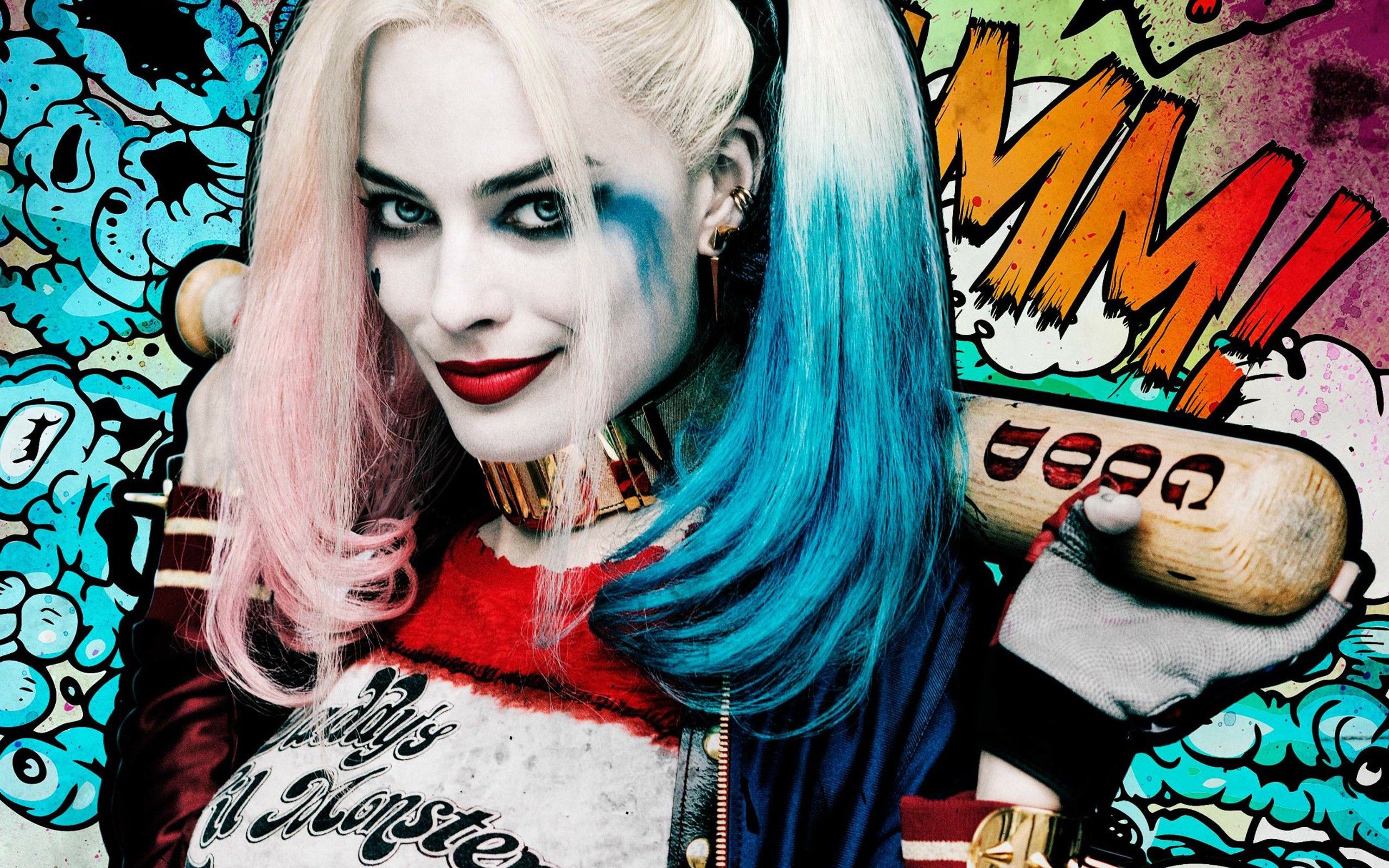 2560x1600 Suicide Squad images Harley Quinn HD wallpaper and background photos ...