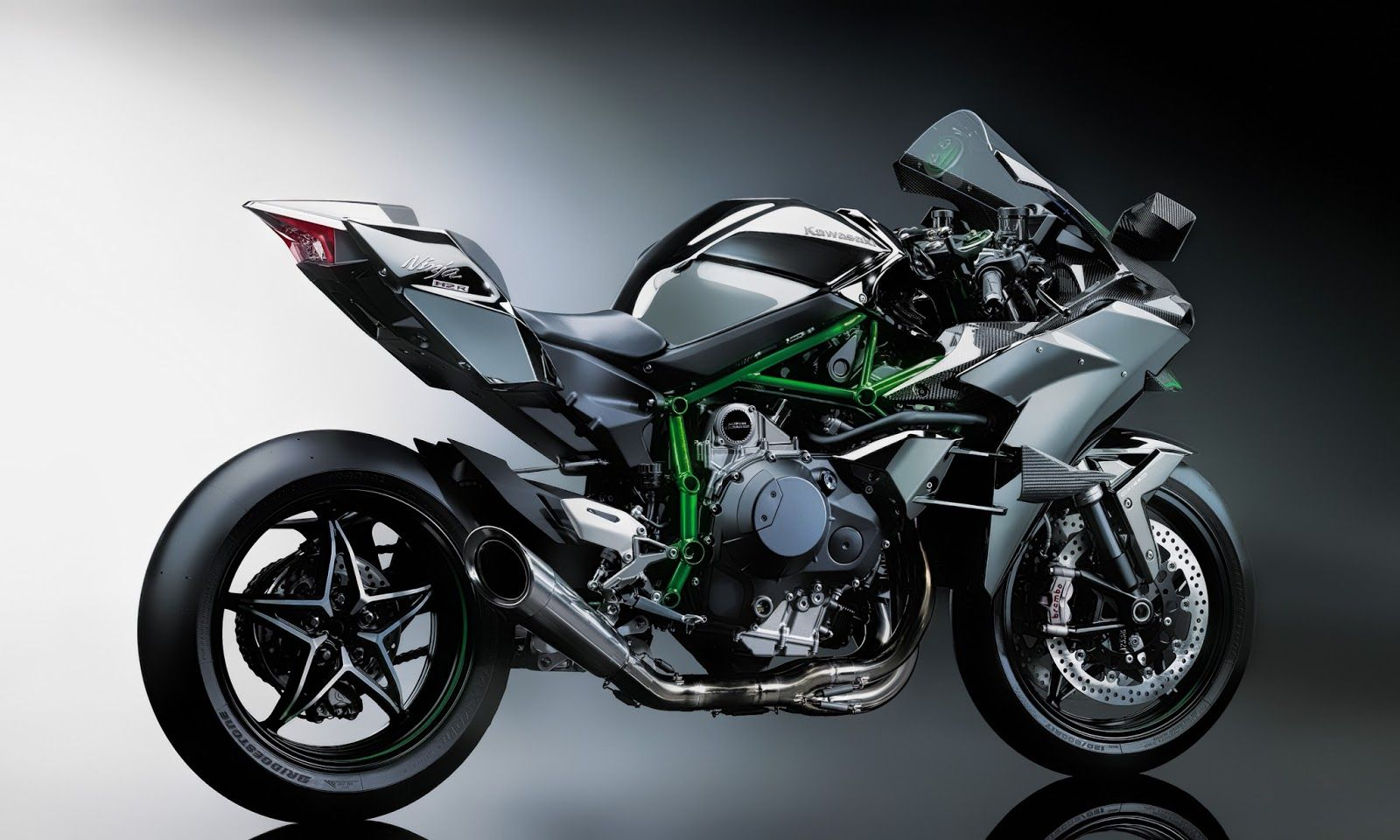 1600x960 Kawasaki Ninja H2R HD Wallpapers