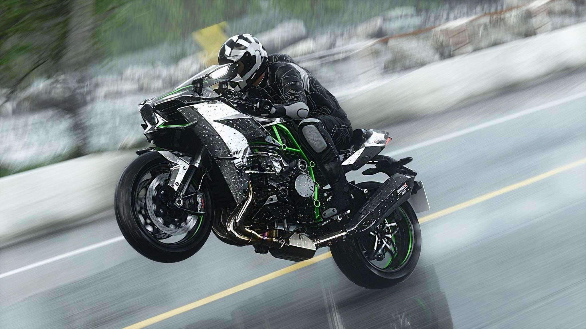 2048x1152 The Ninja H2R Wallpapers ·①