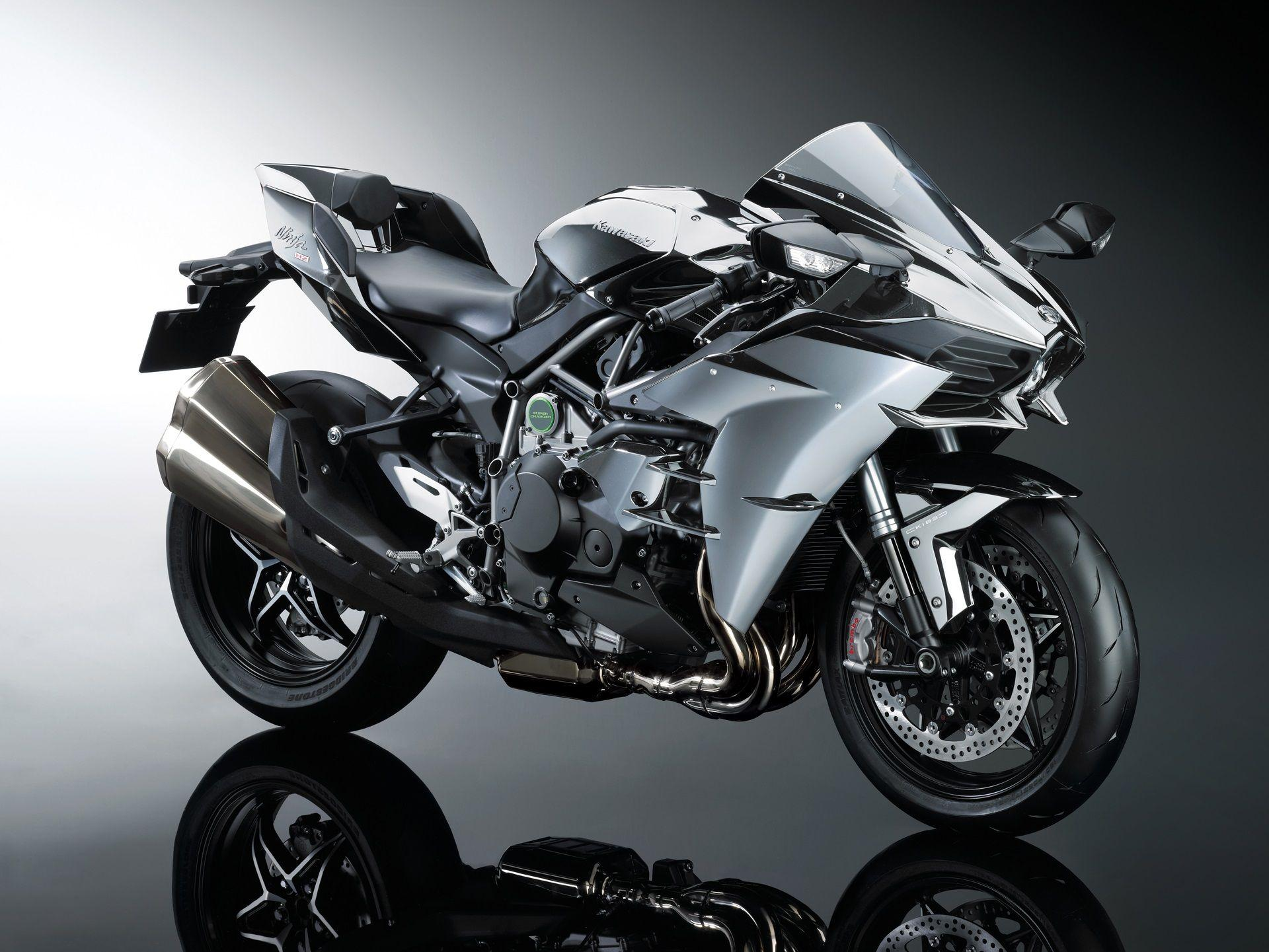1920x1441 Kawasaki Ninja H2R Wallpapers