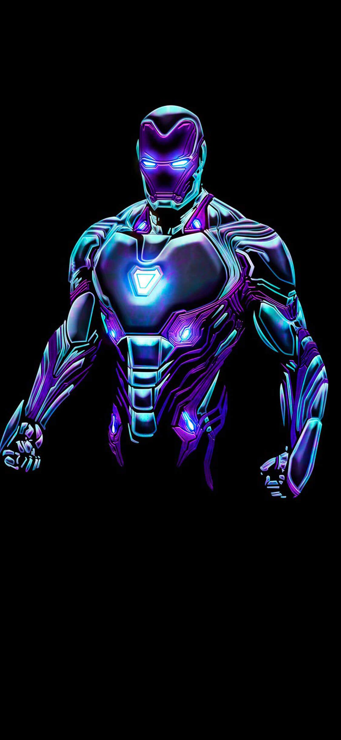 1125x2436 32+ Best Iron Man Iphone Wallpapers 2018 - Templatefor