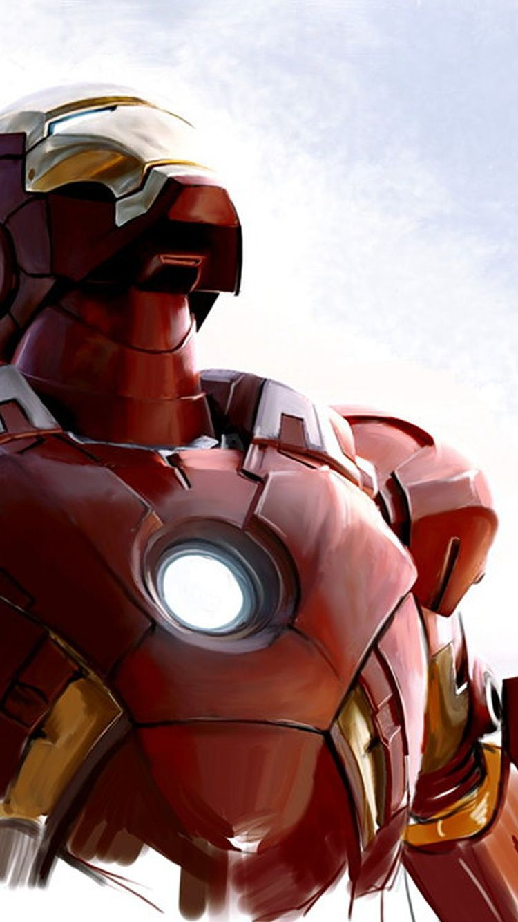 750x1334 Iron Man IPhone Wallpapers – WeNeedFun