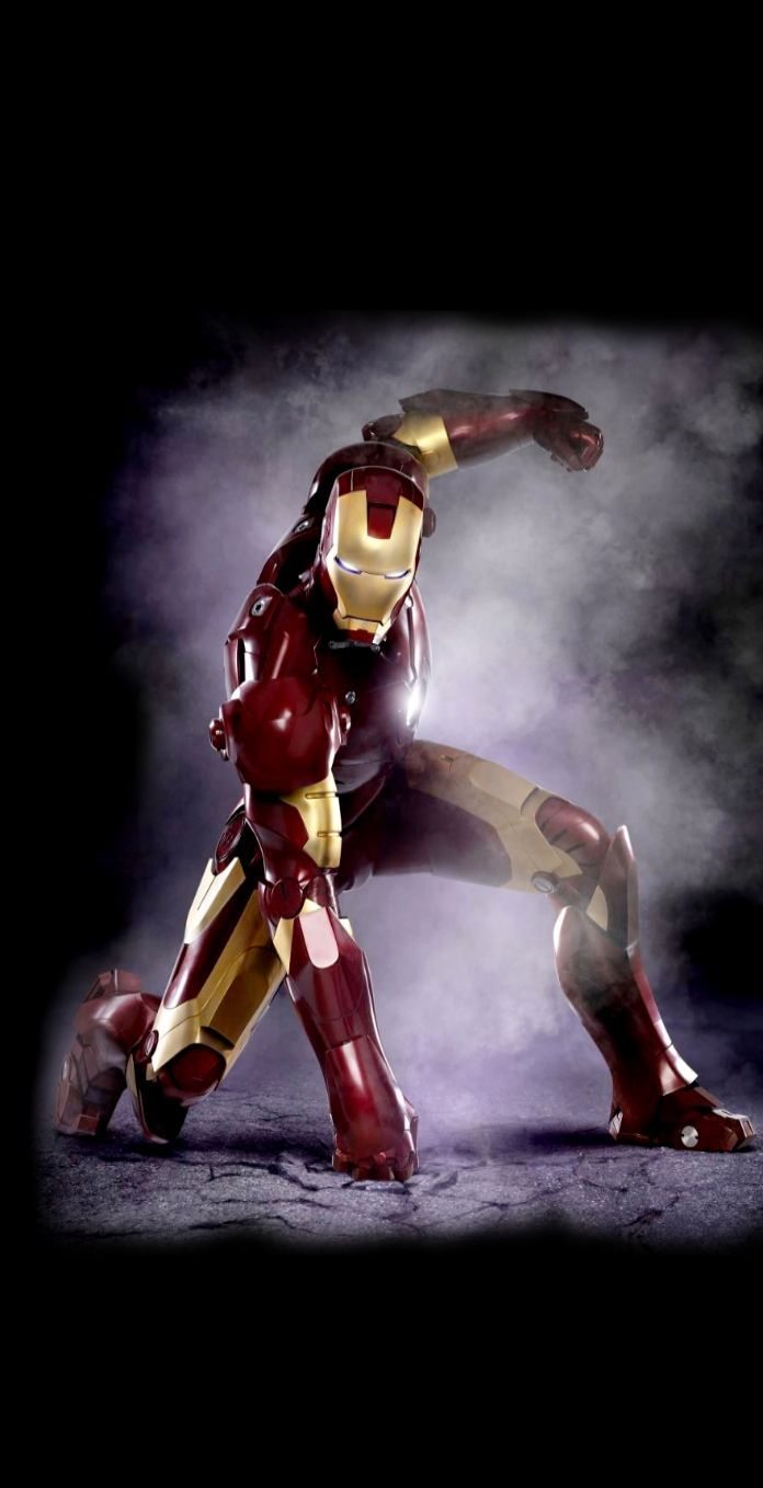 696x1358 For the fans of Iron Man! Wallpaper iPhone 4/4S and iPhone 5/5S/5C ...
