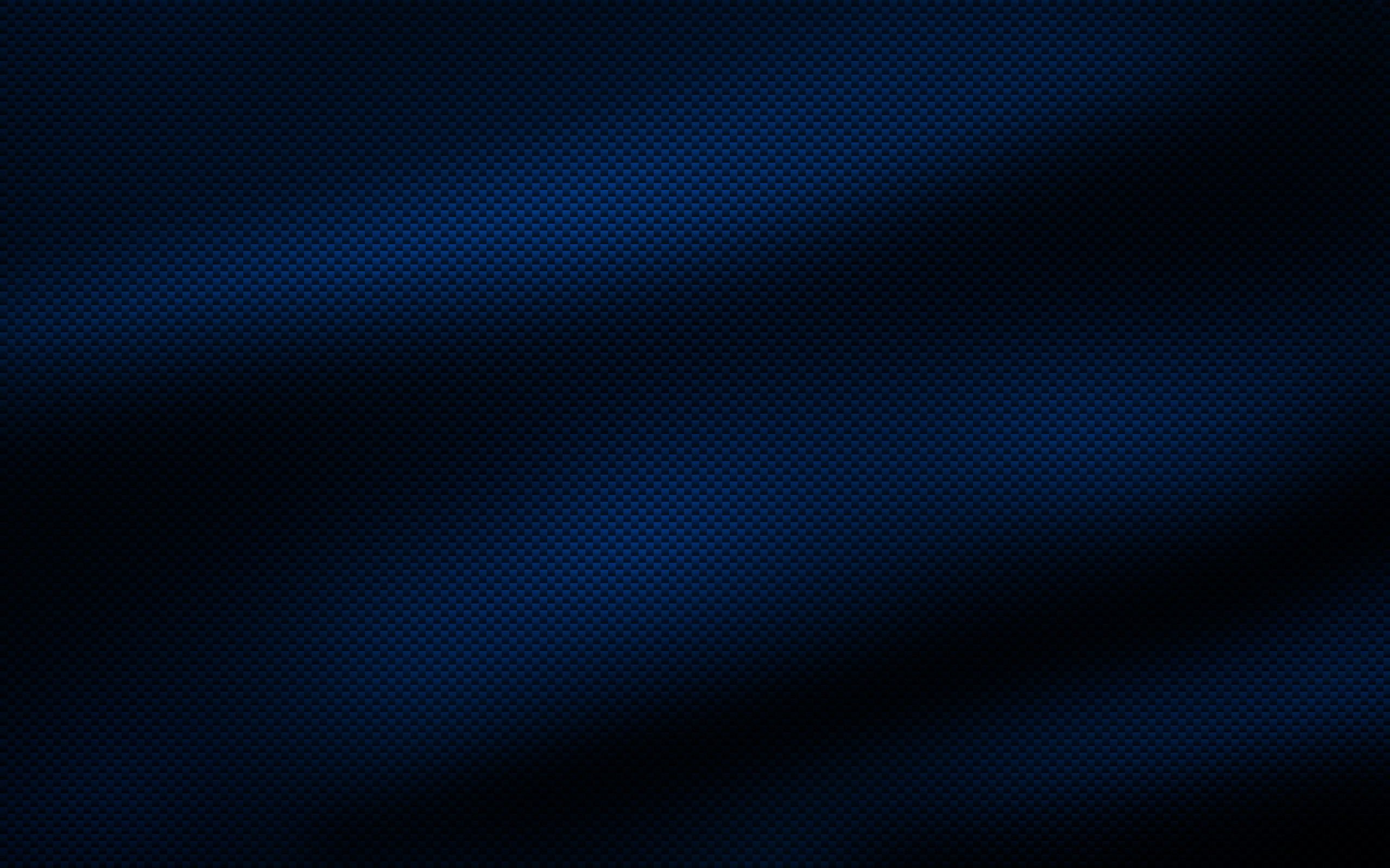 2560x1600 Blue Carbon Fiber Wallpaper #6778048