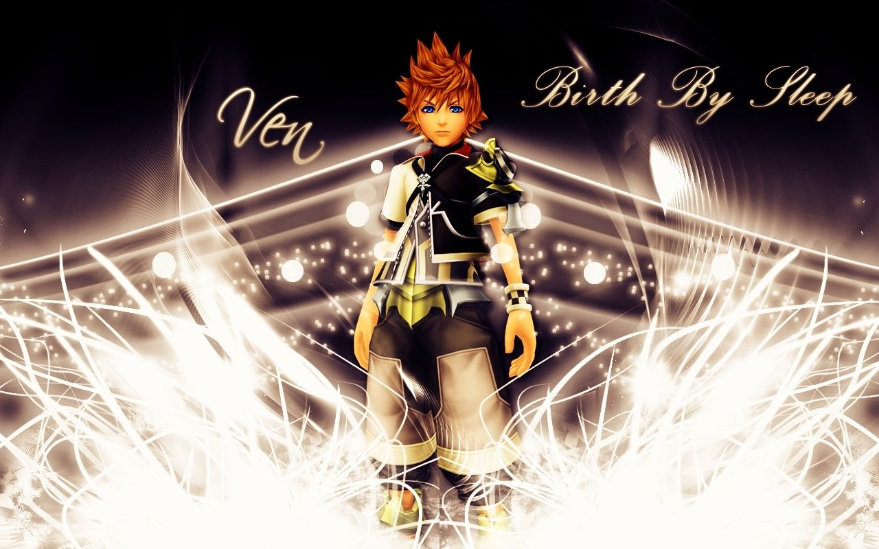 1280x800 Kingdom Hearts Birth by Sleep images ven HD wallpaper and background ...