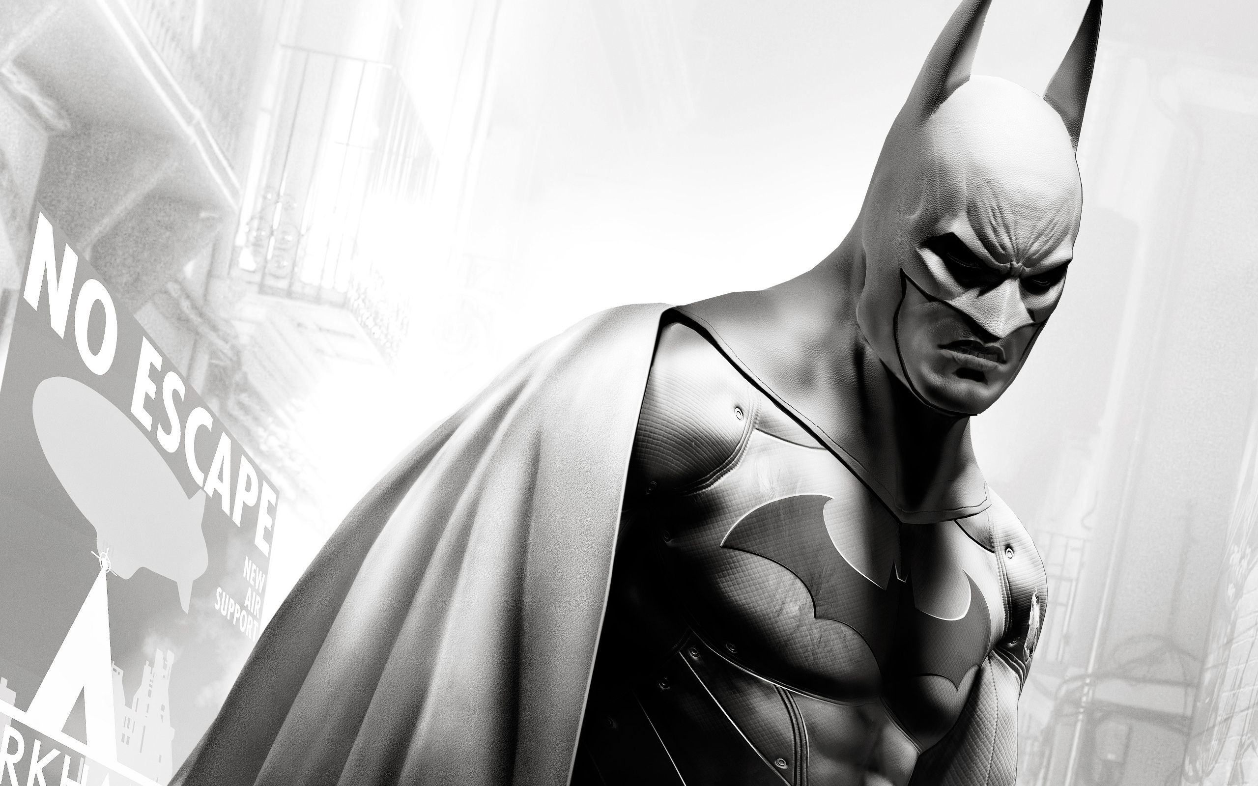 2560x1600 Batman: Arkham City HD Wallpapers and Background Images - stmed.net