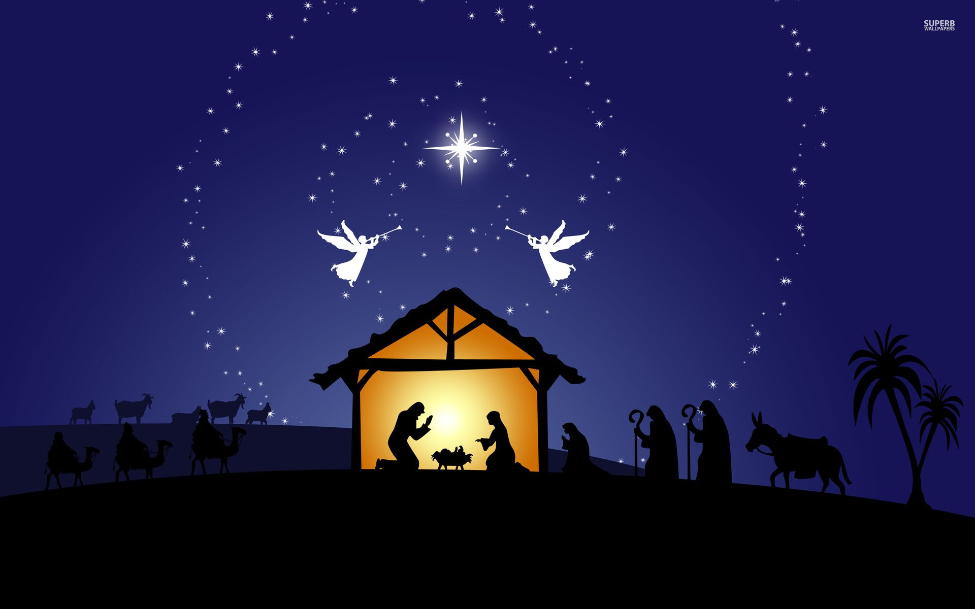 1920x1200 Home - Live Nativity Of The Abingtons