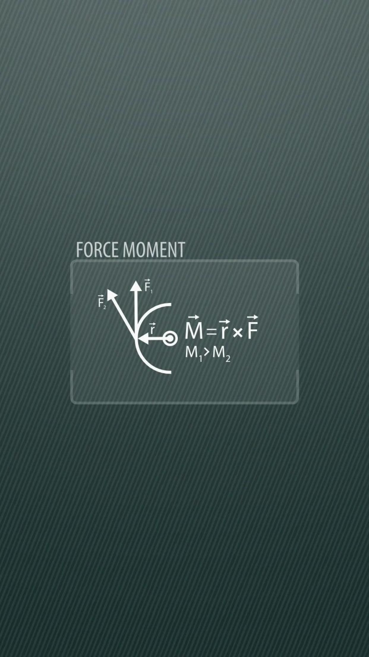 1242x2208 Physics Formula Typography Math Science HD Wallpapers, Desktop ...