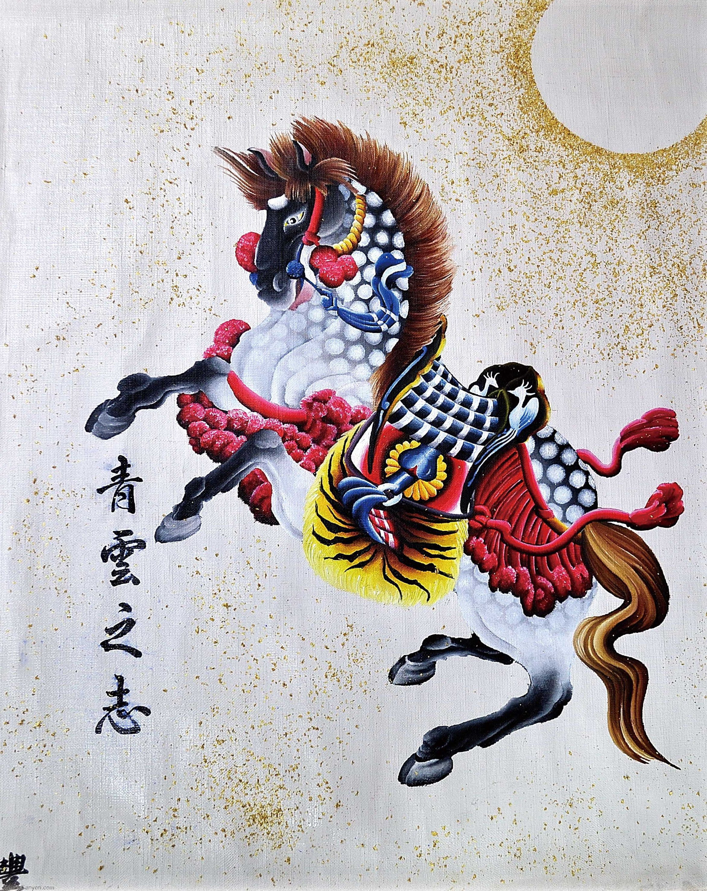 2344x2952 Japanese+Horse++Horitoyo+Traditional+Tattoos+picture+3847 | Arm ...