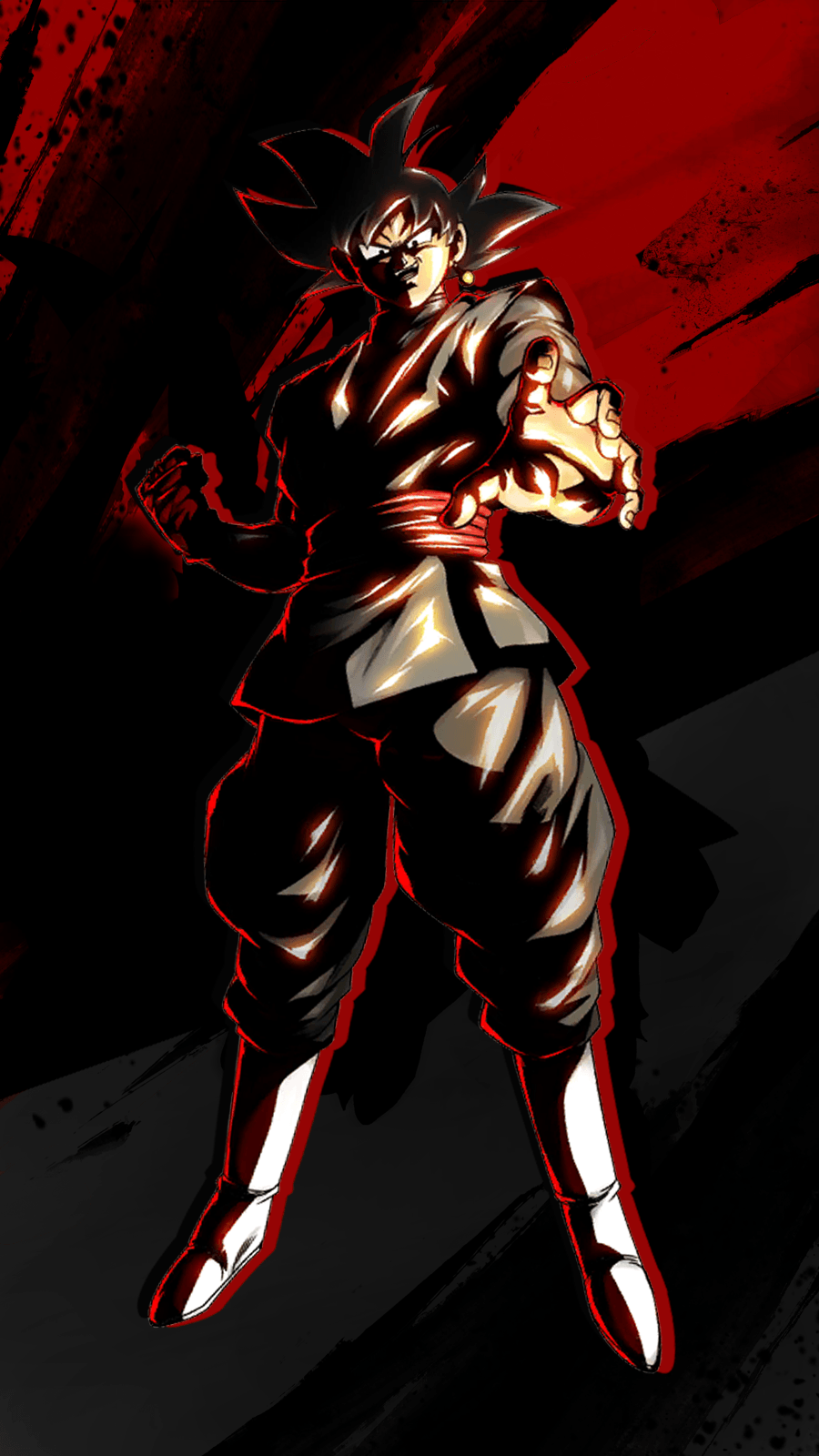900x1600 Since you guys liked my Gogeta wallpaper, here's background #2 ...