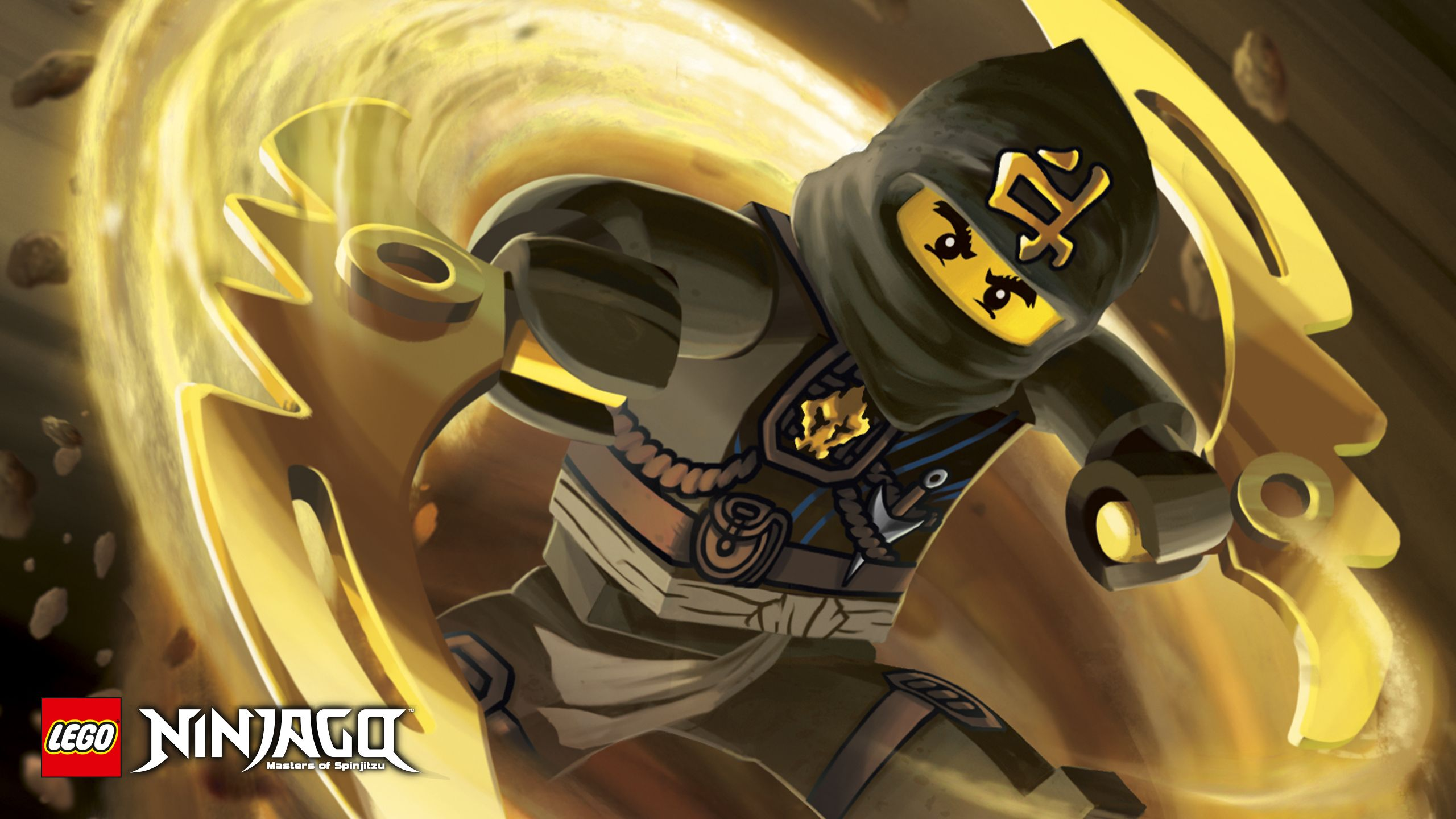 2560x1440 Cole - Tournament of Elements - Wallpapers - LEGO® NINJAGO® - LEGO ...