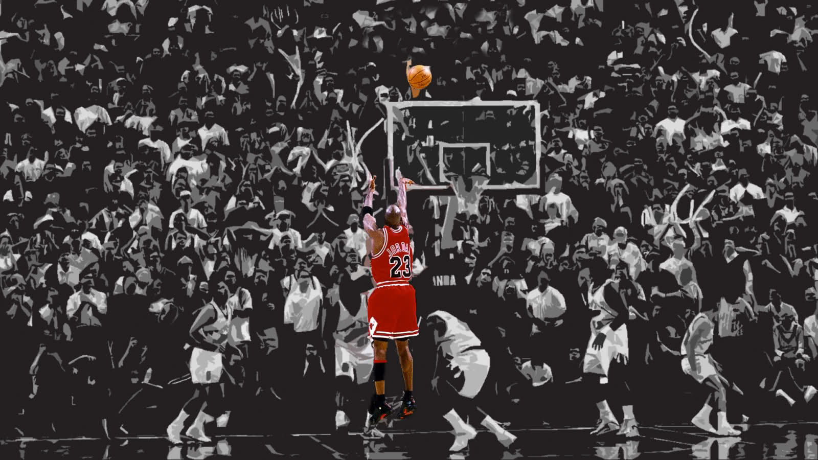 1600x900 Michael Jordan HD Wallpapers
