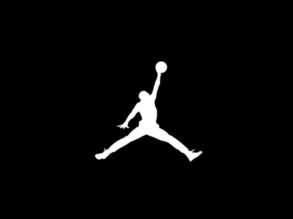 1024x768 34 HD Air Jordan Logo Wallpapers For Free Download