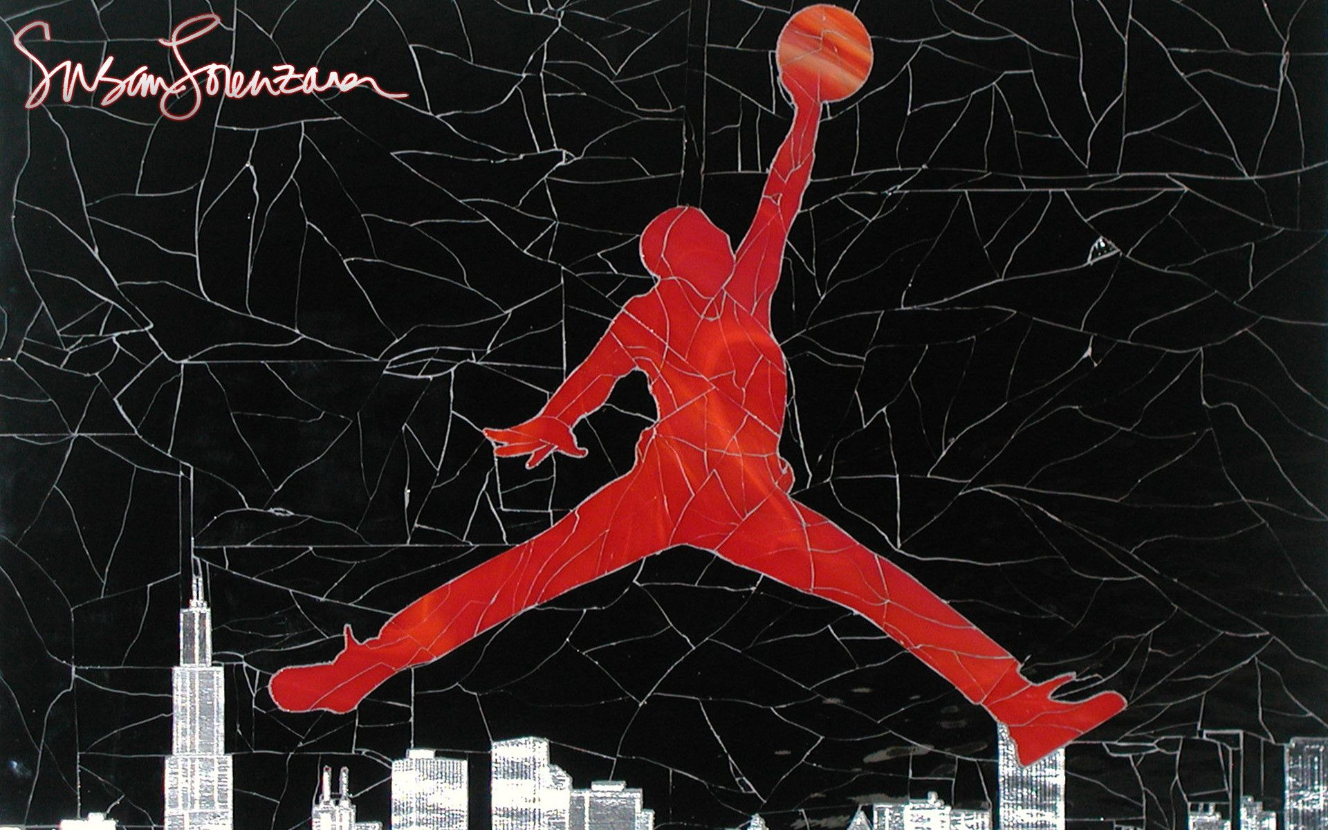 1920x1200 Nike Air Jordan Logo Wallpaper (69+ images)