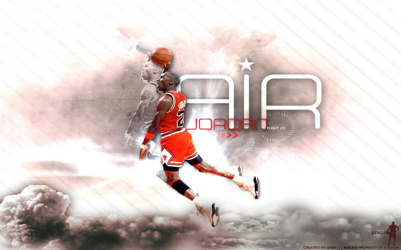 1600x1000 wi.627: Michael Jordan Dunk Wallpapers (384x480 px) | Wallimpex.com