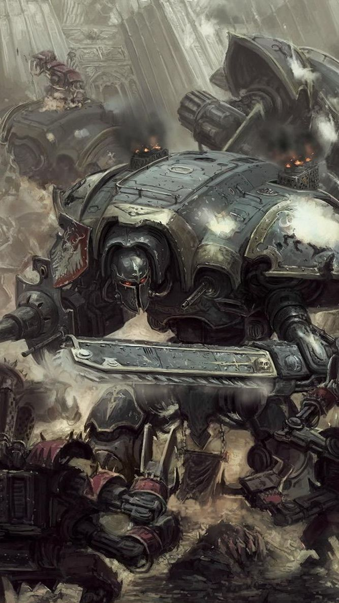 667x1187 Time for another Warhammer 40k phone wallpaper. Today is an Imperial ...