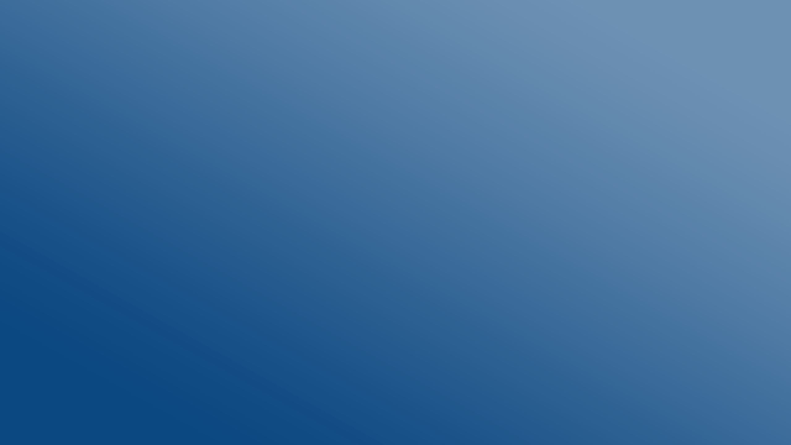 2560x1440 Download wallpaper 2560x1440 blue, backgrounds, solid, light ...