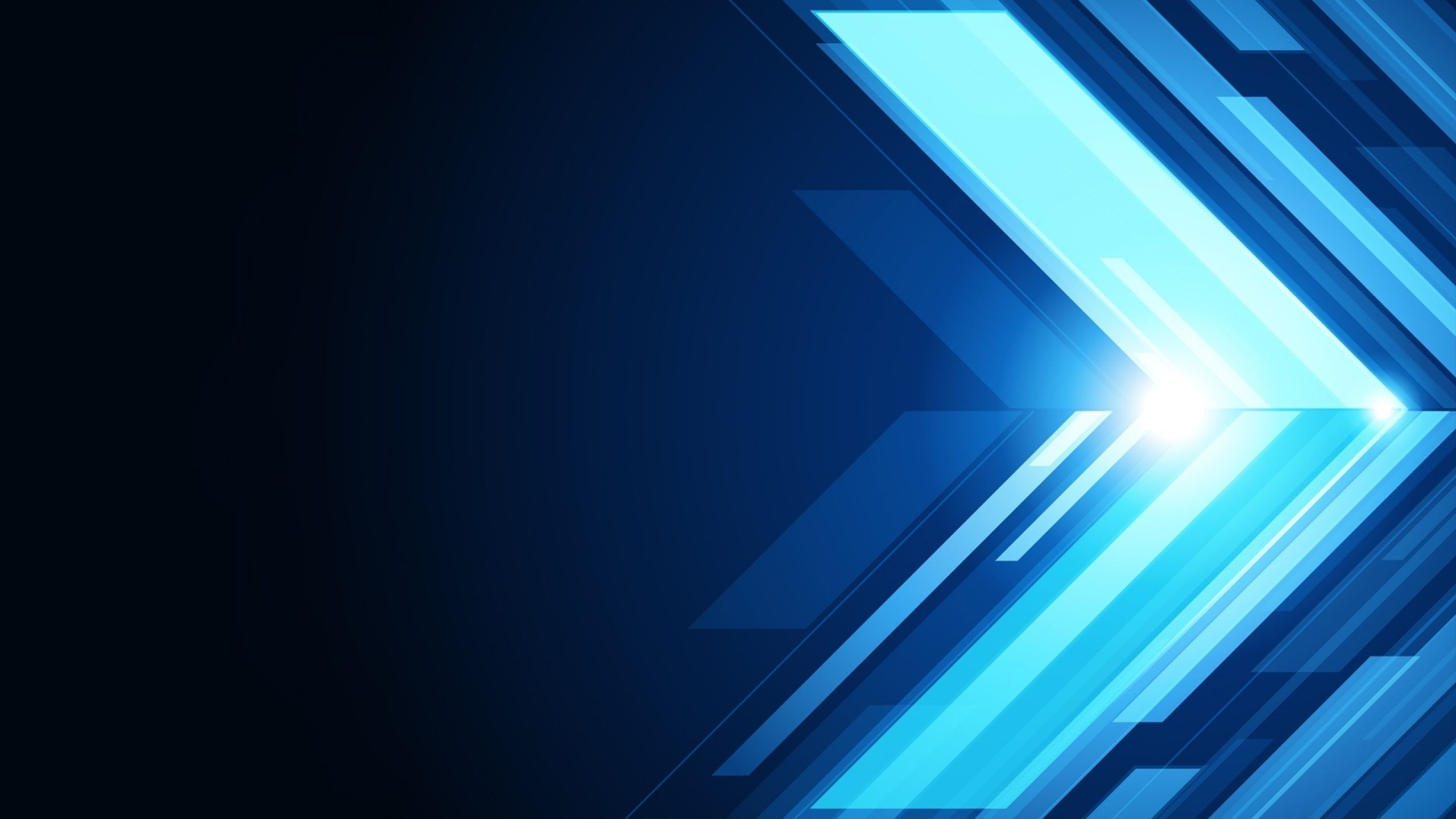 2560x1440 2560x1440 Blue Abstract Hd 1440P Resolution HD 4k Wallpapers, Images ...