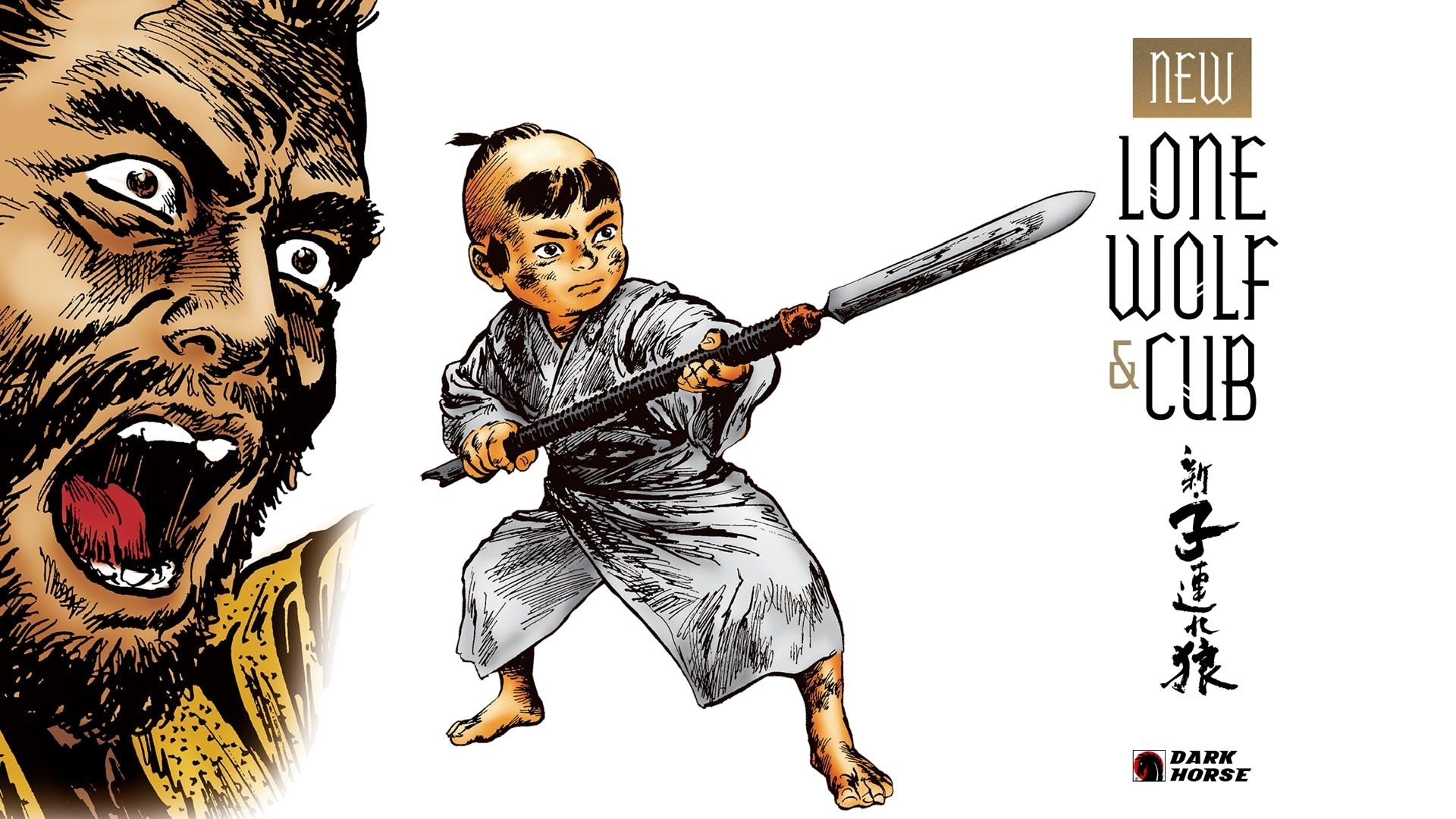 1920x1080 Lone Wolf and Cub HD Wallpaper | Background Image | 1920x1080 | ID ...
